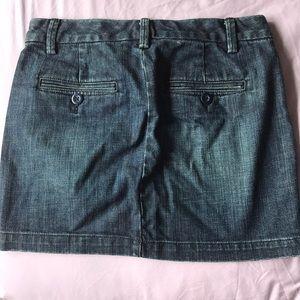 GAP Skirts - GAP Jean mini skirt
